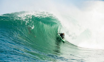 Fergal Smith rides the Green Party wave