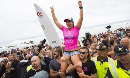 Tyler Wright Claims Victory at Roxy Pro