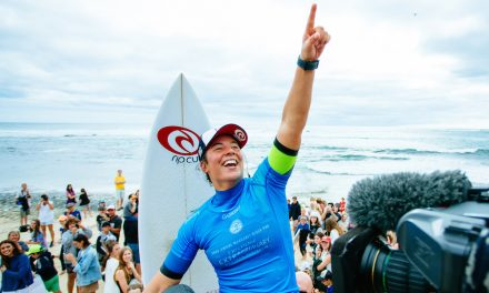 Tyler Wright Wins the Margaret River Pro
