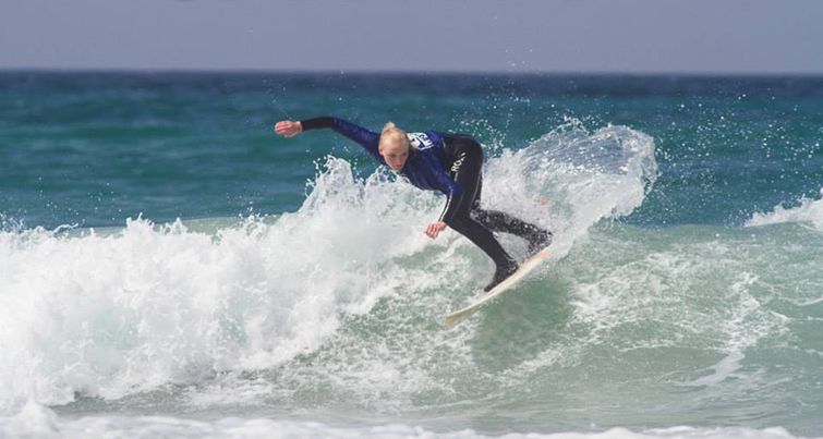 Quiksilver & Roxy sponsor the English Nationals