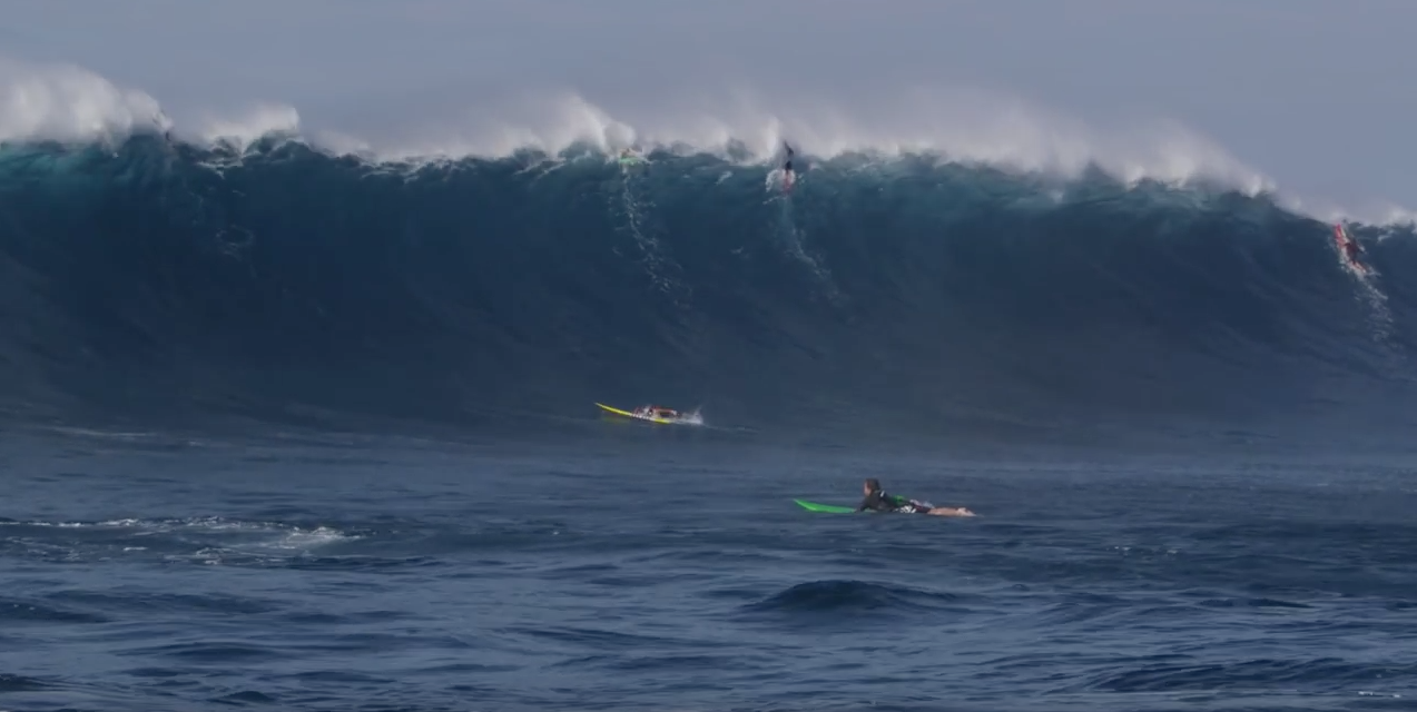 The Wave I Ride: The Paige Alms Story