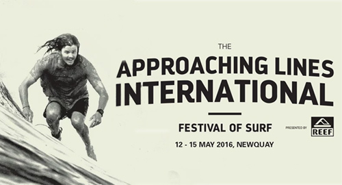 Approaching Lines Festival of Surf