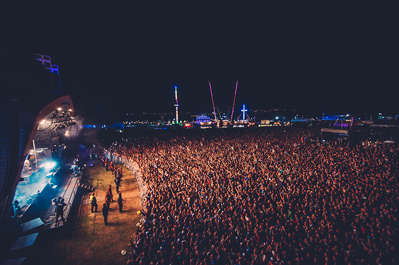 Boardmasters Surf & Music Festival Schedule
