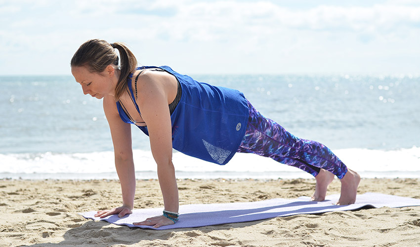 Top 5 Yoga Poses to Improve Your Paddle Power