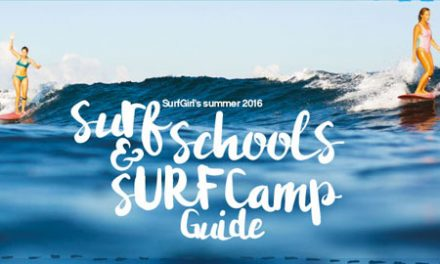 SURFGIRL SURF SCHOOLS & SURF CAMPS GUIDE