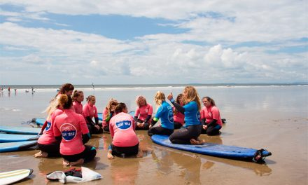 5 Things I've Learnt About Teaching Surfing