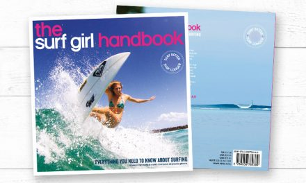 Surf Better with The Surf Girl Handbook