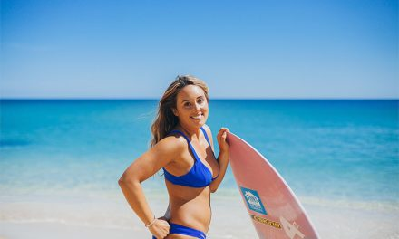 How surfing can boost your confidence