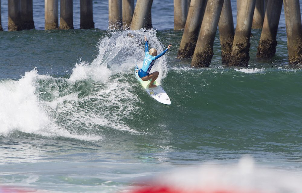 Tati Takes Her First WSL Win at the US Open