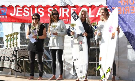 A great weekend at the 24th Jesus Surf Classic