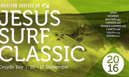 Huge interest in the 24th Jesus Surf Classic