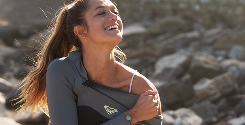 Understand Wetsuit Technology with Roxy