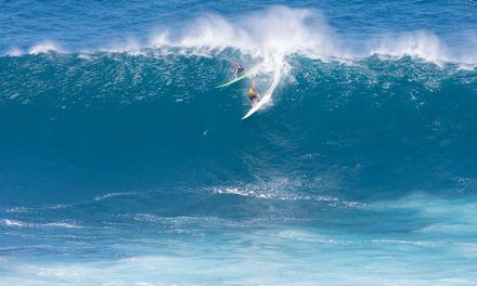 A New Era of Big Wave Surfing