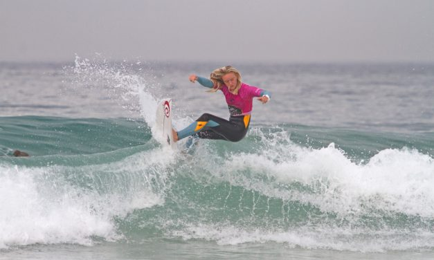Ellie Turner Wins Euro Rip Curl Grom Search