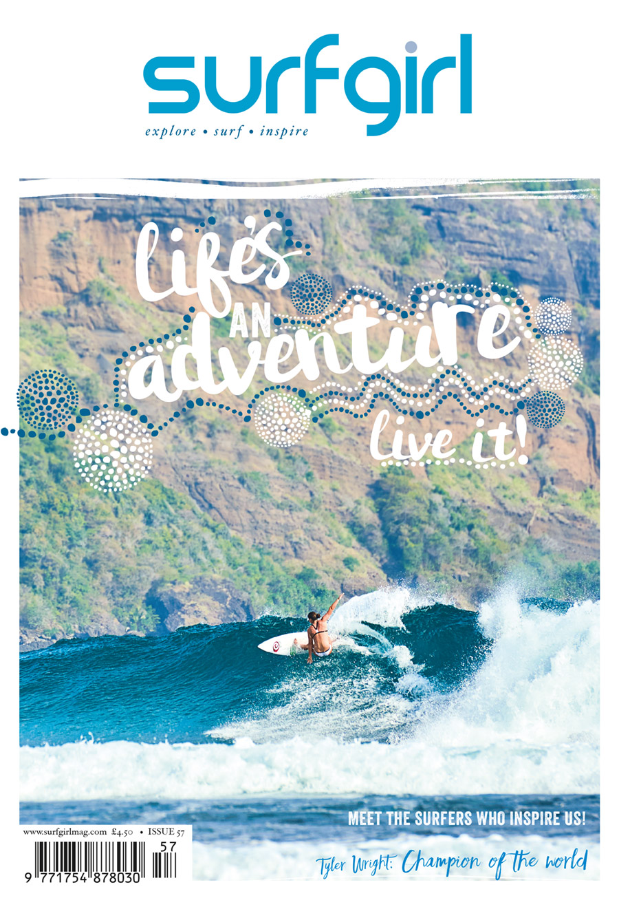 59fa1a9ee5 SurfGirl Issue 57 - SurfGirl Magazine
