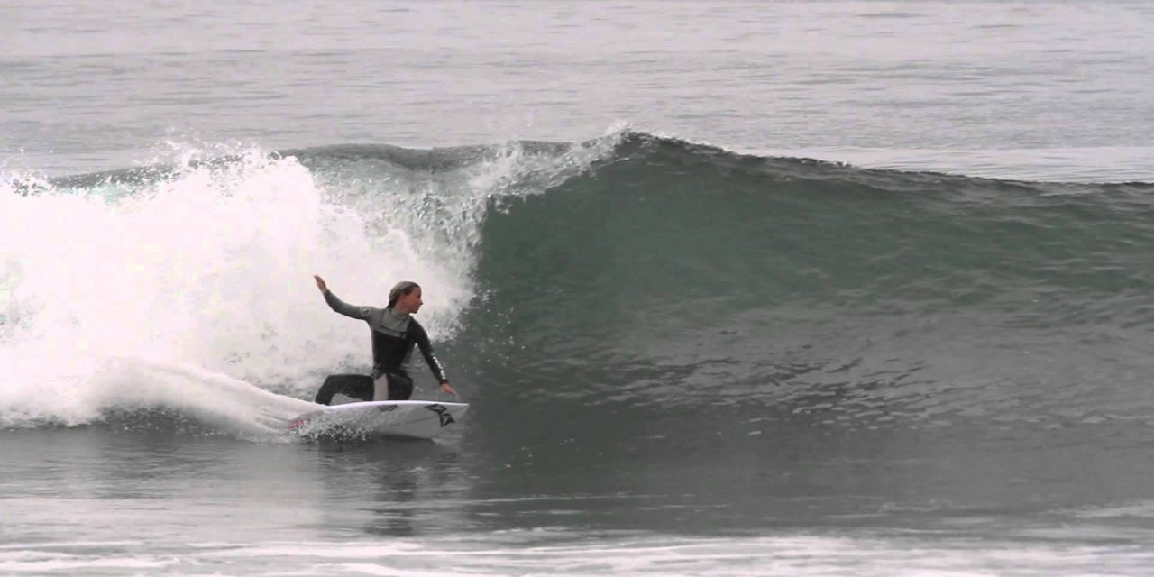 Maud Le Car Ripping in Cali
