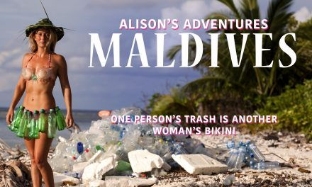 One Person's Trash Is Another One's Bikini