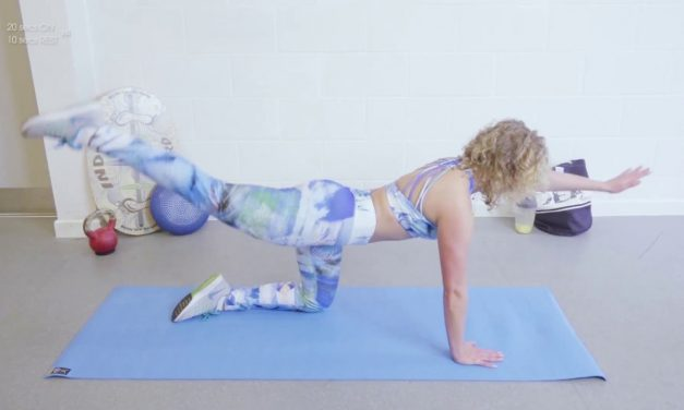 Sofa to Surf: Any Level Surf Workout