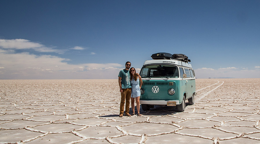 Vanlife: The Bus and Us