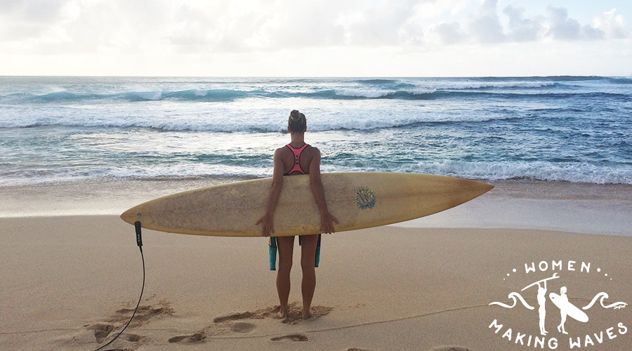 Women Making Waves –  Brittany