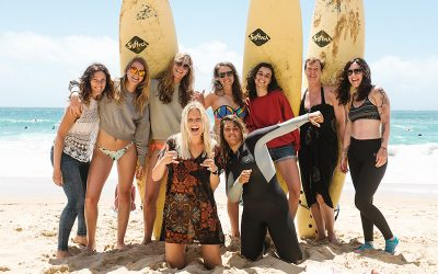 Autumn Travel: Global Surf Camps