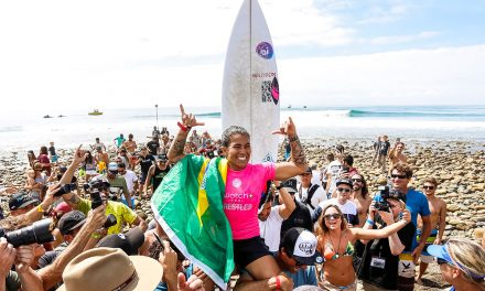 Silvana Lima claims victory at the Swatch Pro
