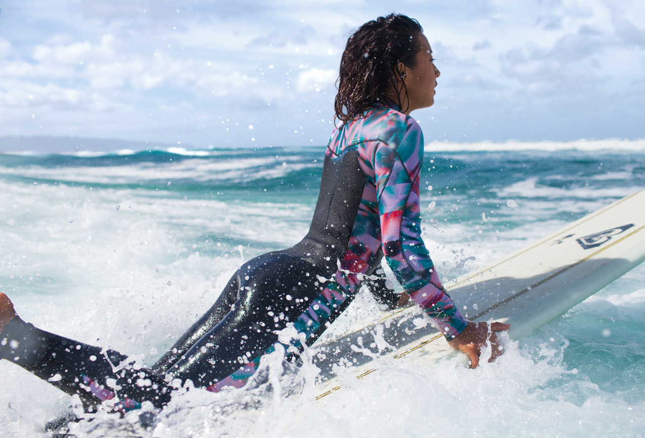 THE RANGE  Roxy Wetsuit Collection - SurfGirl Magazine f8918ef61