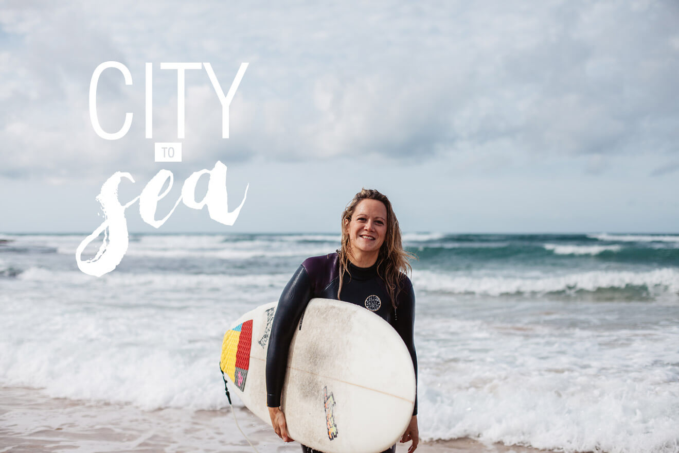 Leaving the City for the Sea - SurfGirl Magazine 8c2d4c65d
