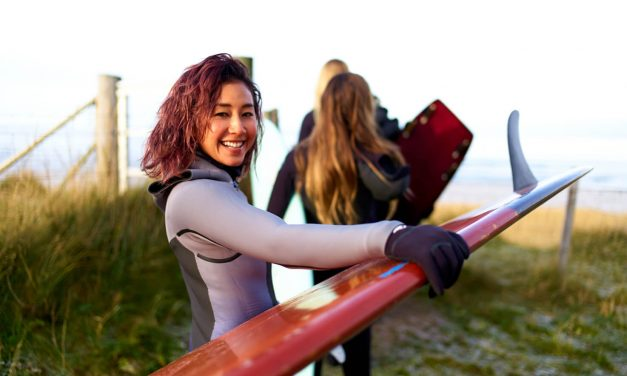 SurfGirl Winter Wetsuit Guide