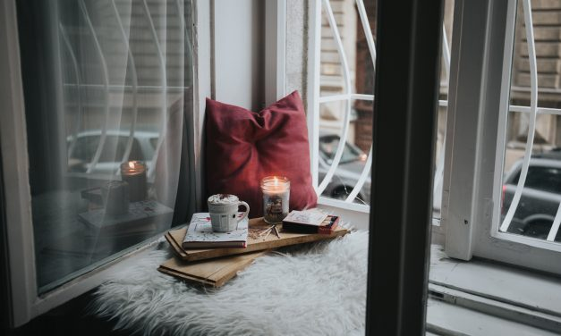 Get the hygge vibe, it's winter