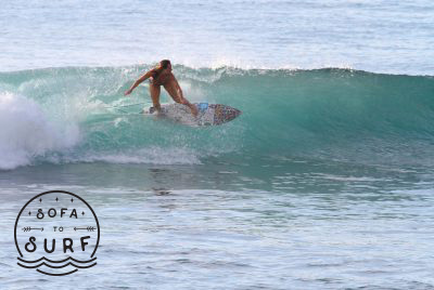 Sofa to Surf: Come on Spring!
