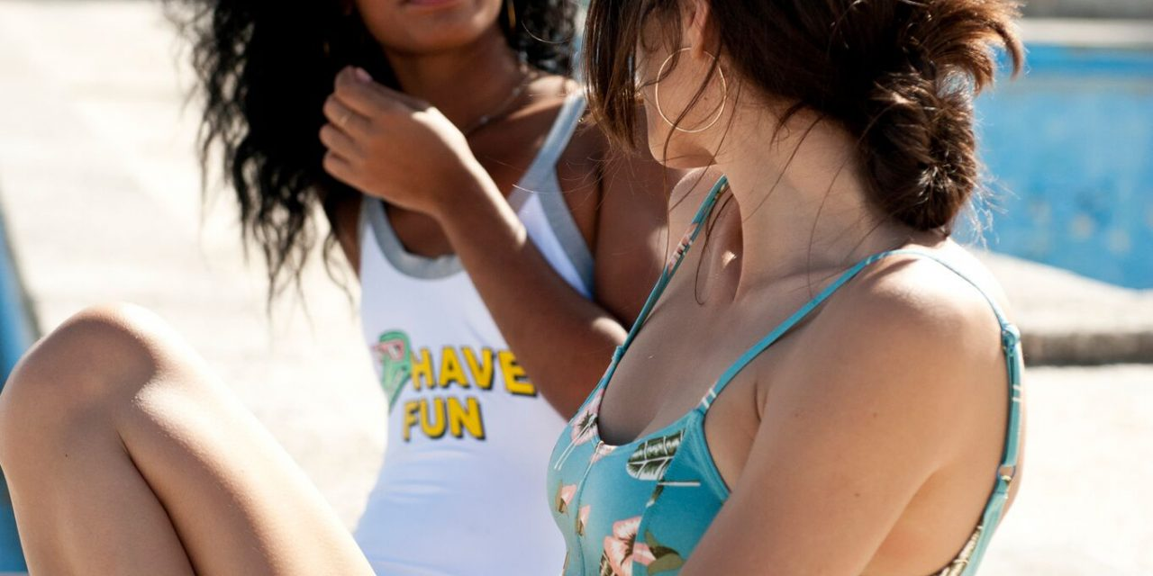 RVCA SWIM MEETS BEAUTIFUL CUBA