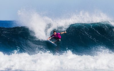 GREAT CONDITIONS AT MARGARET RIVER PRO