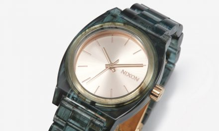 In With New: Nixon's Time Teller