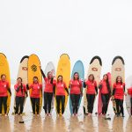 Learning to Surf: Surf Lessons