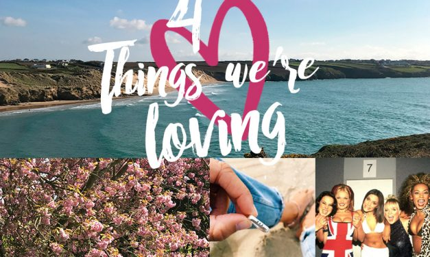 4 things we're loving this month