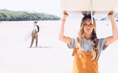 SurfGirl Fashion: Kissed By The Sun