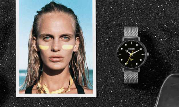 Win a Nixon X Abysse Collection Watch