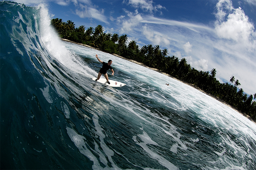 Wave Size and the fear of fear
