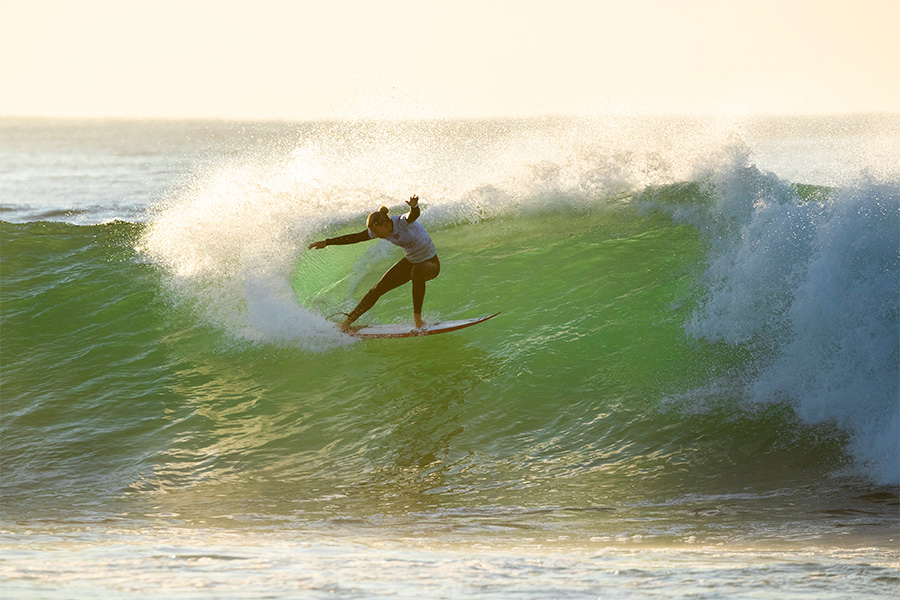 Women's World Tour at J Bay