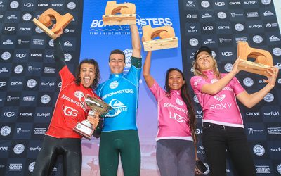 SURFING CHAMPIONS BOARDMASTERS 2018