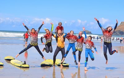 Jobs in Surfing: Surf Instructor