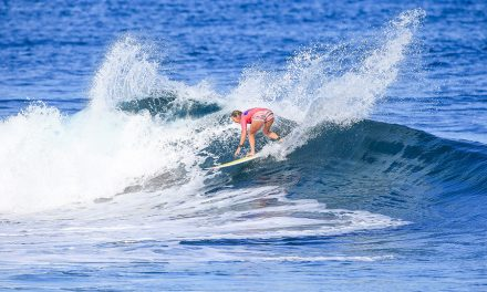 Layne Beachley wins in Azores