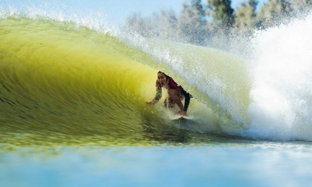 Carissa Moore Wins the Surf Ranch Pro