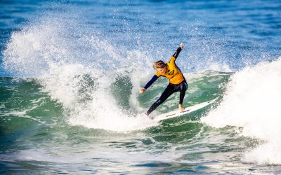 Roxy Pro France Kicks Off