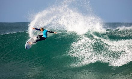 100% Shred – Steph Rips in South Africa