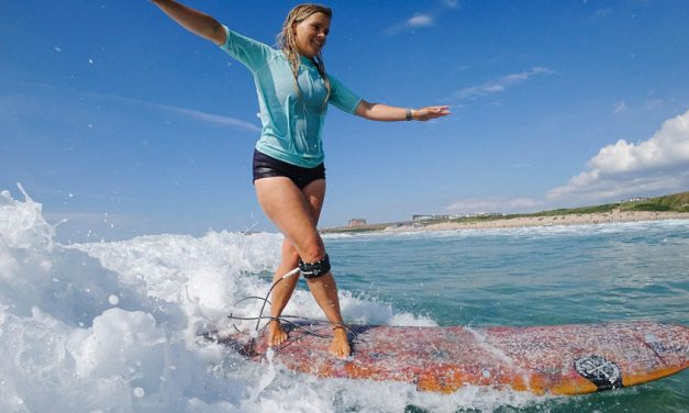 Win a full surfer girl package