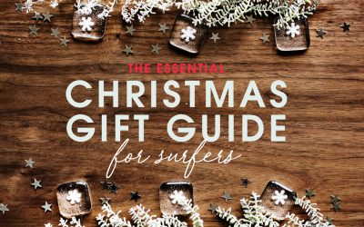 Christmas Gift Guide for surfers