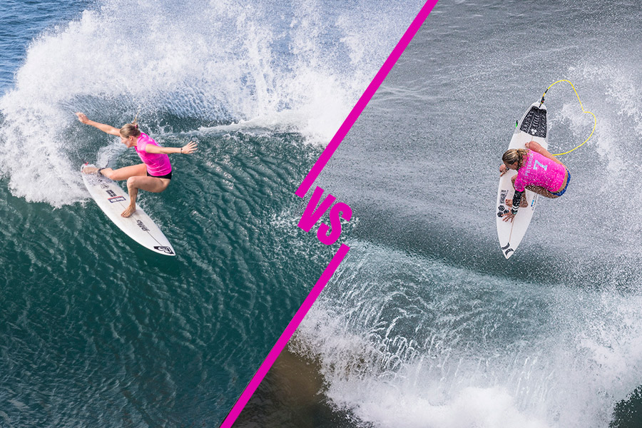 WOMEN'S CT FINALE COMES TO MAUI PRO