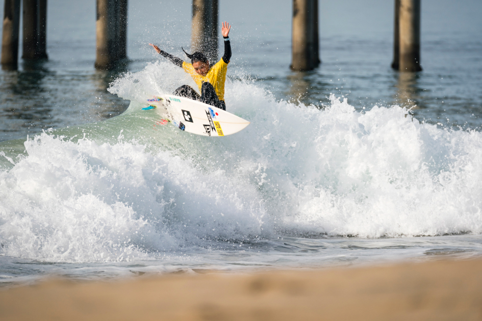 Going for Gold at VISSLA ISA Worlds